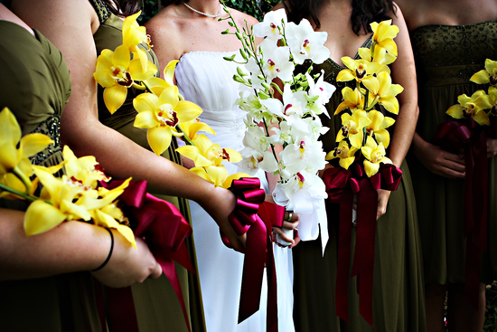 photo of Wedding Flower Friday: Orchids, A Hypo-Allergenic Solution