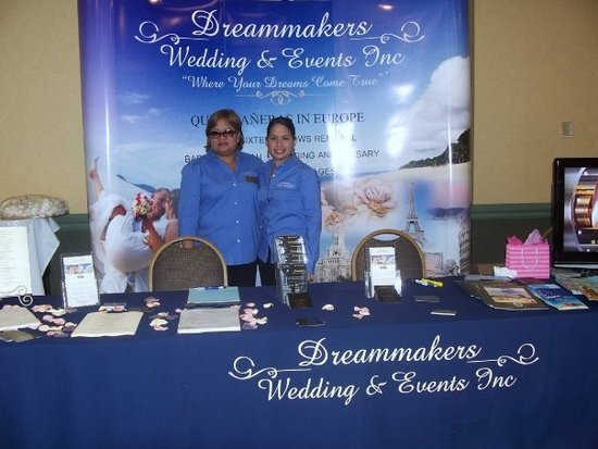 Cuty & Veroncia Dreammakers Wedding & Events Staff