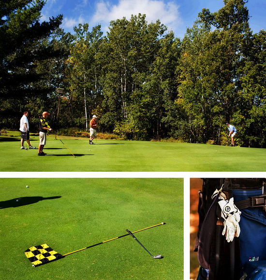 Wedding Day Fun- Wedding Party Games On The Golf Course