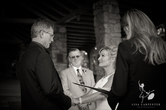 Danielle M Baker -The Wedding Lady Officiant and Minister - Pretty Place - Cleveland, SC