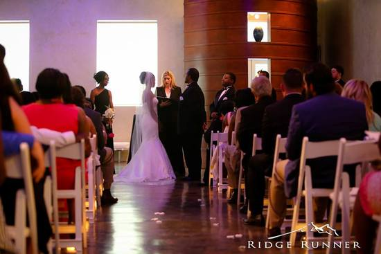 Danielle M Baker -The Wedding Lady Officiant and Minister - Zen - Greenville, SC