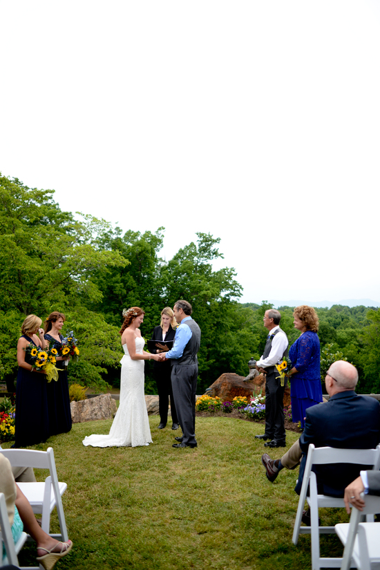 Danielle M Baker -The Wedding Lady Officiant and Minister - Viewpoint at Buckhorn Creek - Taylors, SC