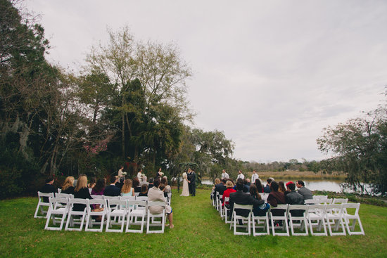 Danielle M Baker -The Wedding Lady Officiant and Minister - Magnolia Plantation and Gardens - Charleston, SC