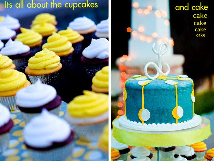 Yellow-white-chocolate-wedding-cupcakes-blue-white-yellow-whimsical-wedding-cake.full