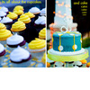 Yellow-white-chocolate-wedding-cupcakes-blue-white-yellow-whimsical-wedding-cake.square