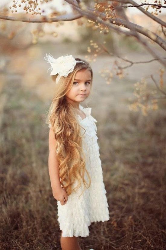photo of Flower Girl Savoire Faire