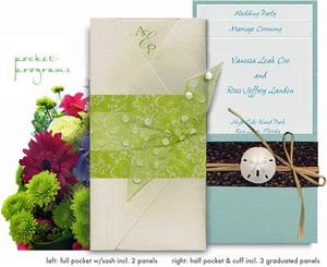photo of Recycled Bride: Eco-Friendly Wedding Paper And Stationery