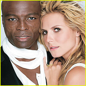 Heidi Klum and Seal are ready to renew their wedding vows.