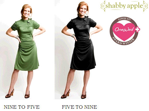 photo of Shabby Apple Dress Giveaway: And The Winner Is...