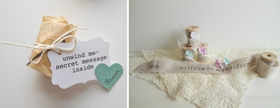 photo of Creative & Delightful Ideas on How to Ask Your Girls to be Your Bridesmaids