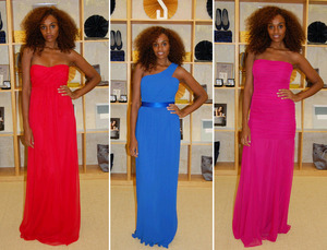photo of Vibrant Bridesmaid Dresses By Dessy: Dare To Let Your 'Maids Mix And Match