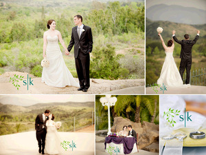 photo of Featured Orange County Wedding: Lina and Jared