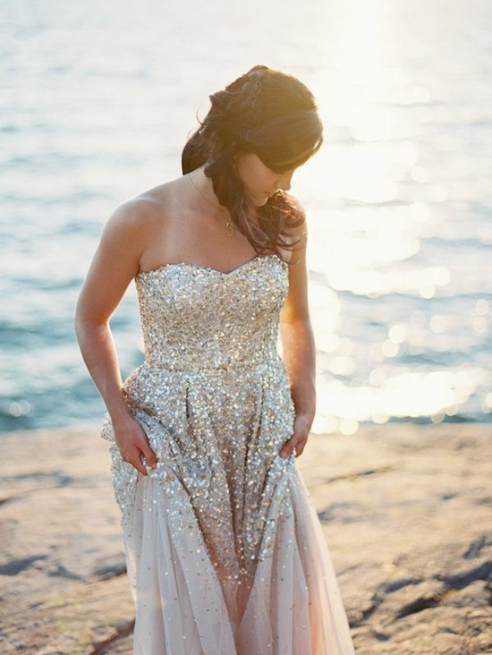 photo of For All the Girls that Love the Bling! Check out These Stunning Dresses