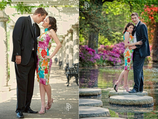 photo of How To: Create A Totally Unique, Fashion-Forward Engagement Session That Screams YOU!