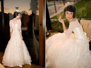 photo of Bubbly Bride: Lengthening The Sleeves On Your Wedding Dress