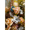 Inventive-bridal-bouquet-peach-coral-new-york-times-paper-flowers-winter-wedding-chic-rustic.square