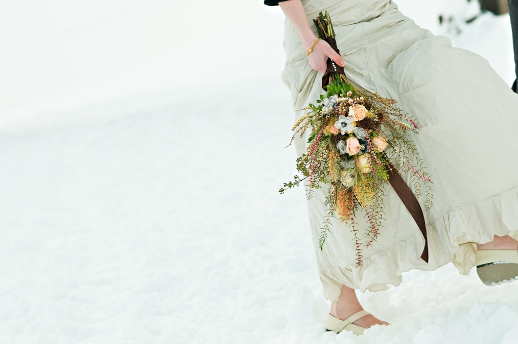 Inventive-bridal-bouquet-winter-wedding-rustic-chic-coral-grey.full