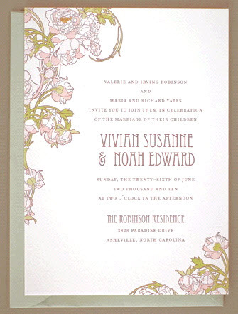 photo of The Perfect Wedding Invitations And Stationery For Spring/Summer Wedding Trends!
