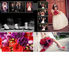 Vibrant-retro-valentines-day-wedding-red-purple-floral-bridal-bouquet-groom-and-groomsmen-casual-retro-chic.square