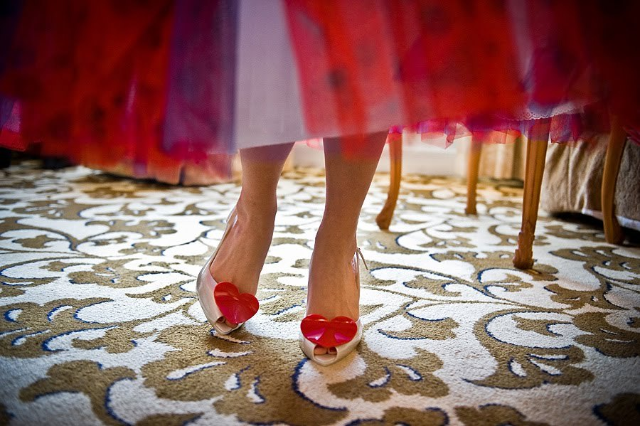 Valentines-day-themed-wedding-vintage-retro-red-purple-peticoat-peep-toe-white-bridal-heels-red-heart-detail.full