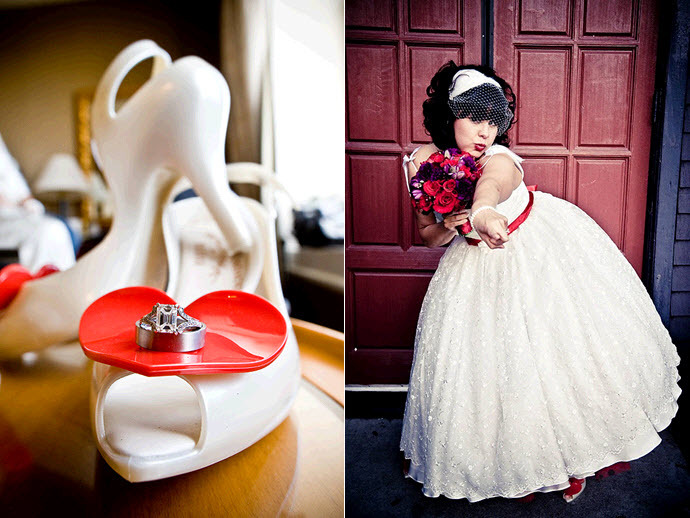 White-peep-toe-bridal-heels-red-heart-valentines-day-detail-diamond-engagement-ring-on-top.full