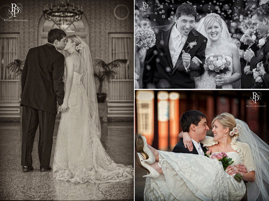 photo of Intimate Featured Wedding: Katie and Kyle