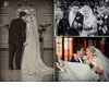 Bride-and-groom-kiss-after-saying-i-do-intimate-romantic-wedding-photos-bubbles-to-celebrate-nuptials.square