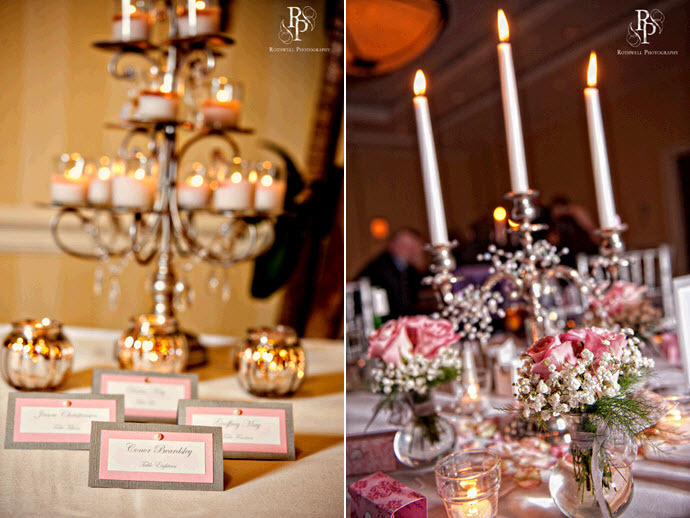 Gorgeous-champagne-cream-ivory-gold-escort-table-pink-grey-escort-name-cards-romantic-candelabra-on-wedding-reception-tables.full