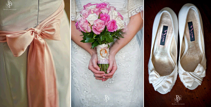 Soft-intimate-pink-ivory-dusty-rose-wedding-white-pink-rose-bridal-bouquet-white-peep-toe-bridal-heels.full