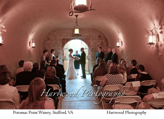 Hartwood Photography; Potomac Point Winery; No Ordinary Ordained