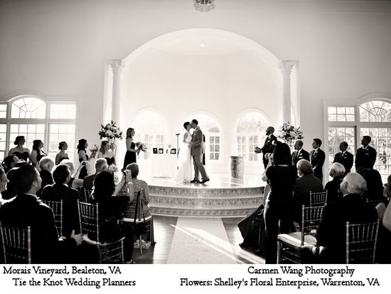 Morais Vineyard; Carmen Wang Photography; Tie the Knot Wedding Planners;  No Ordinary Ordained