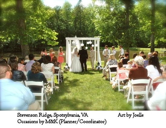 Art by Joelle; Stevenson Ridge; No Ordinary Ordained; Occasions by M&K