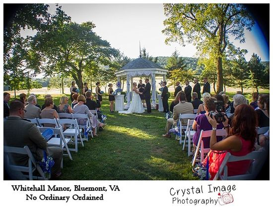 Whitehall Manor; Crystal Image Photography; No Ordinary Ordained