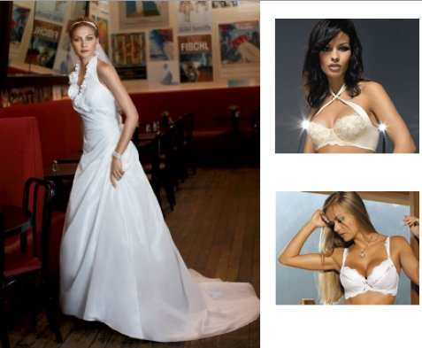 photo of Wedding Day Lingerie: The Perfect Fit for Your Perfect Wedding Dress