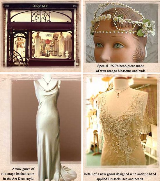 photo of Recycled Bride: Going Green by Going Vintage