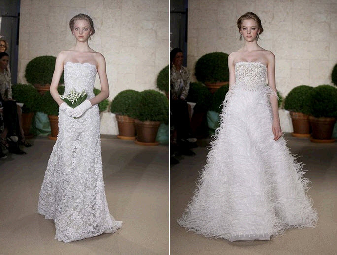 Gorgeous-ivory-lace-feather-wedding-dresses-from-oscar-de-la-renta-2011-spring-bridal-line.full