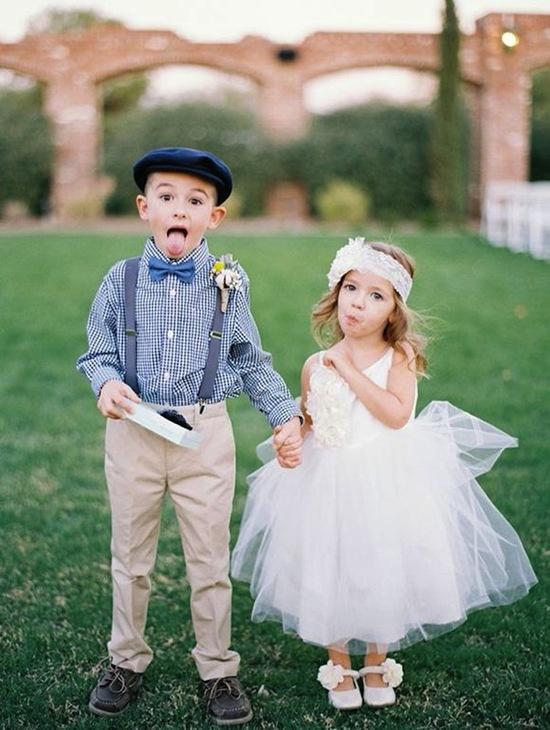 photo of Ingenious Ideas on How to Entertain Those Kiddos on Your Big Day!