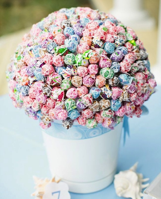 Centerpiece Lollipop