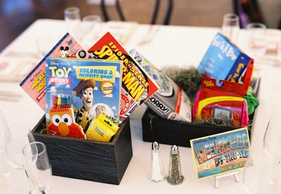 Game Centerpieces for Kids