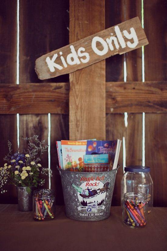 photo of Ingenious Ideas on How to Entertain Kiddos on Your Big Day!