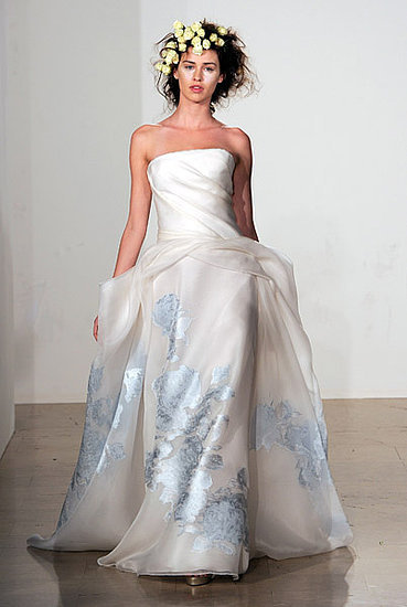 photo of Eye On Bridal Fashion: Douglas Hannant Spring 2011 Wedding Dresses