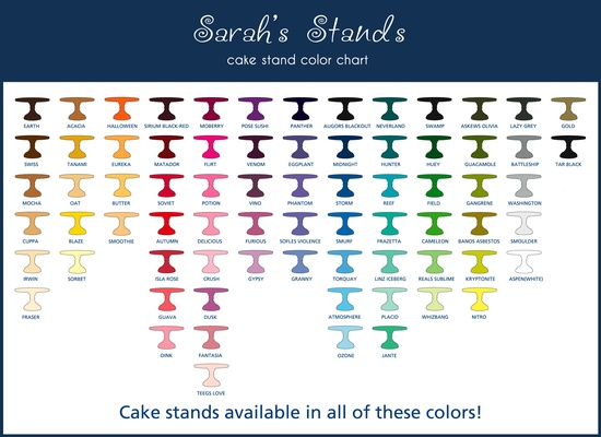 photo of These 70 colors mean that any DIY bride can find a color that will work for her.
