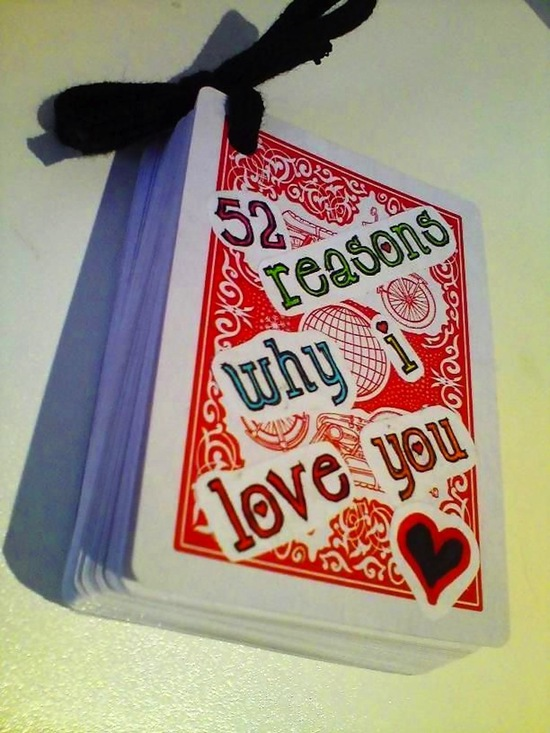 52 reasons for love