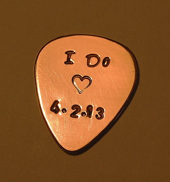 Music Lovers Guitar Pick