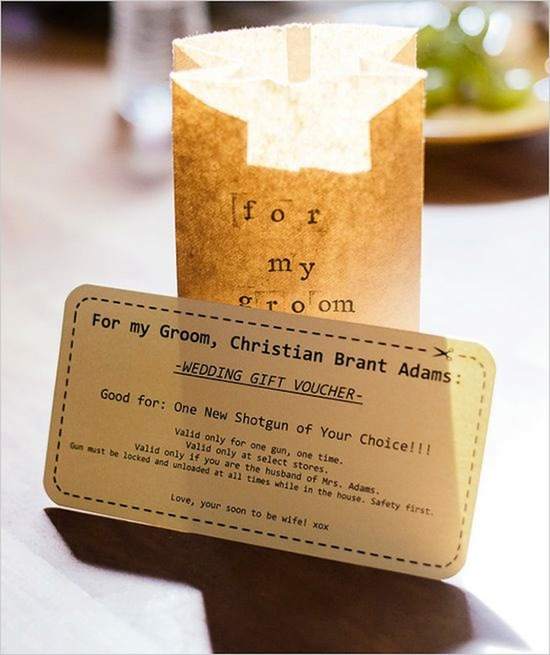 photo of The Quest to Find the Perfect Groom's Gift!
