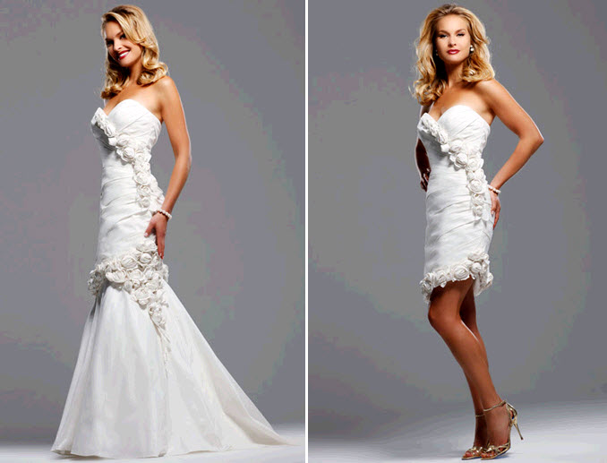 Mermaid Wedding Dress by
