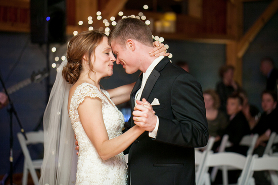The First Dance Photo