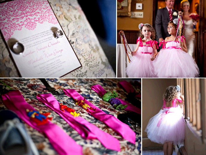 Funky-edgy-featured-wedding-white-fuchsia-tattoos-adorable-flower-girls-dressed-like-princesses.full