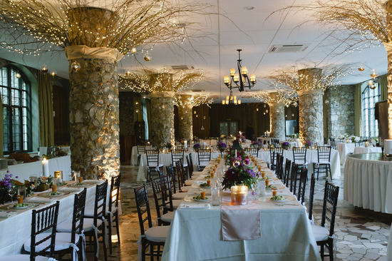 Montreat Conference Center summer wedding