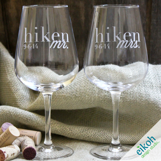 Eikoh Design Studio: Personalized Glassware